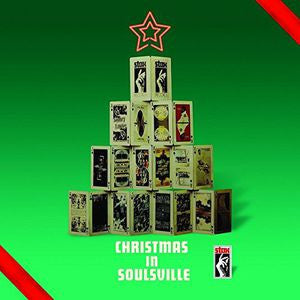<b>Various </b><br><i>Christmas In Soulsville</i>