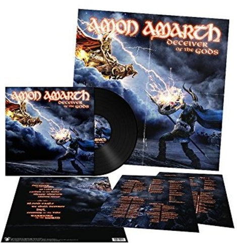<b>Amon Amarth </b><br><i>Deceiver Of The Gods</i>