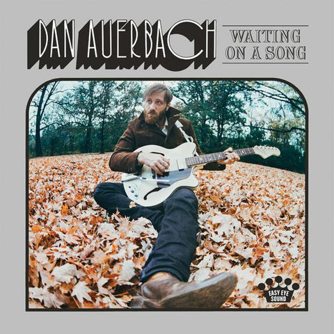 <b>Dan Auerbach </b><br><i>Waiting On A Song [Indie-Exclusive Blue/Yellow Vinyl] </i><br>Release Date : 06/02/2017