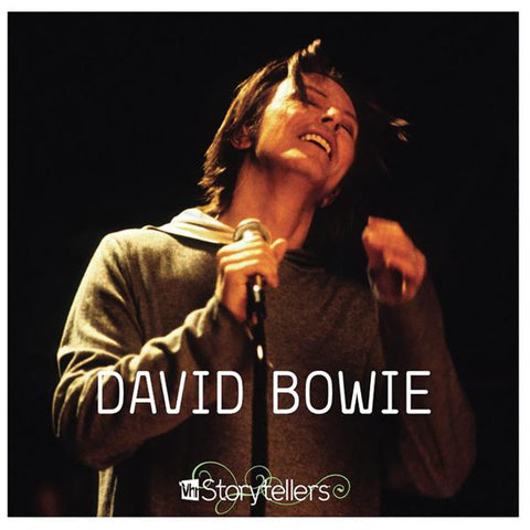 <b>David Bowie </b><br><i>VH1 Storytellers</i>