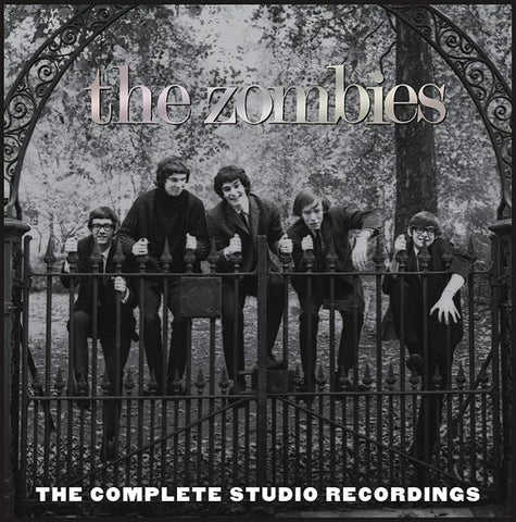 <b>The Zombies </b><br><i>Complete Studio Recordings [5 LP]</i>