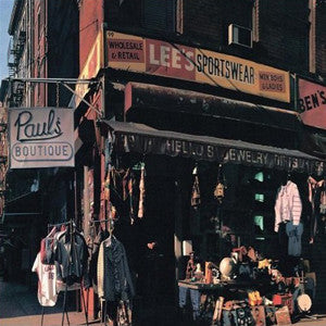 <b>Beastie Boys </b><br><i>Paul's Boutique</i>