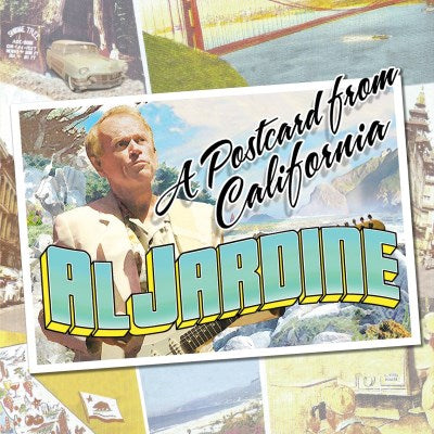 <b>Alan Jardine </b><br><i>A Postcard From California</i>