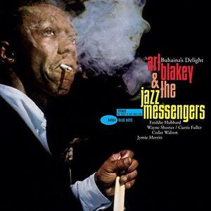 <b>Art Blakey & The Jazz Messengers </b><br><i>Buhaina's Delight [Import]</i>