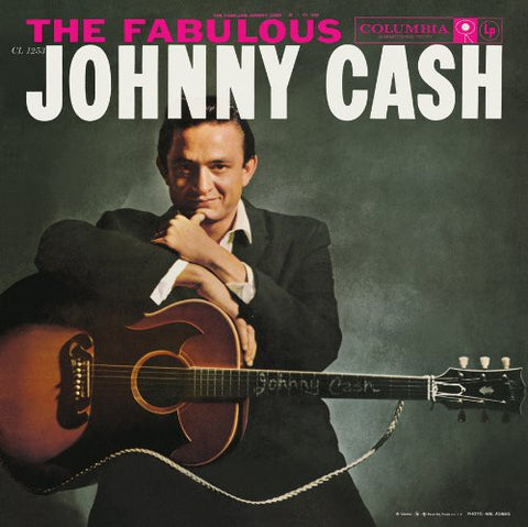 <b>Johnny Cash </b><br><i>The Fabulous Johnny Cash</i>