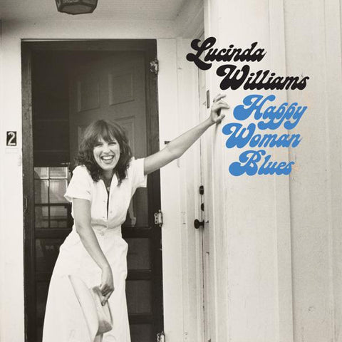 <b>Lucinda Williams </b><br><i>Happy Woman Blues</i>