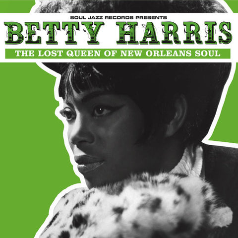 <b>Betty Harris </b><br><i>The Lost Queen Of New Orleans Soul</i>