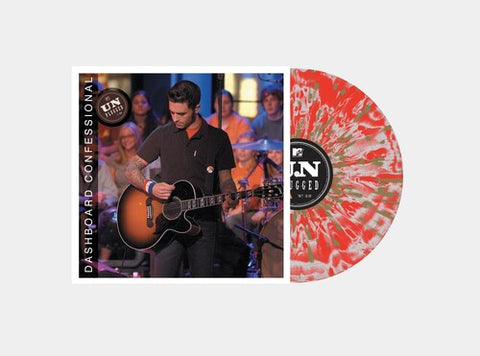 <b>Dashboard Confessional </b><br><i>MTV Unplugged 2.0 [Indie-Exclusive Colored Vinyl]</i>