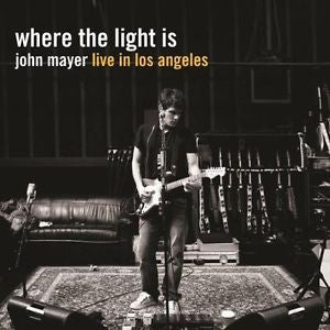 <b>John Mayer </b><br><i>Where The Light Is: John Mayer Live In Los Angeles [Import]</i>