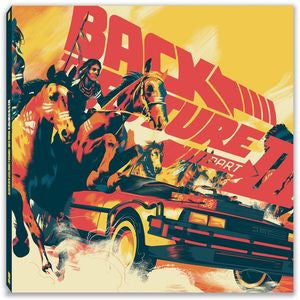 <b>Alan Silvestri </b><br><i>Back To The Future III - Original Motion Picture Soundtrack</i>