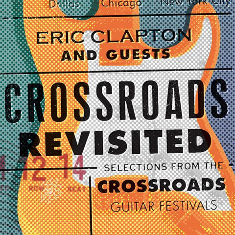 <b>Eric Clapton And Guests </b><br><i>Crossroads Revisited Selections From The Crossroads Guitar Festivals [6-lp Box Set]</i>