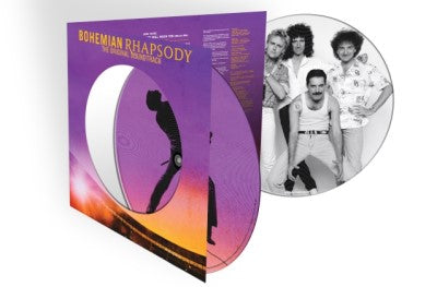 <b>Queen </b><br><i>Bohemian Rhapsody [Picture Disc]</i>