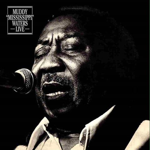 <b>Muddy Waters </b><br><i>Muddy Mississippi Waters Live [Blue & Black Swirl Vinyl]</i>