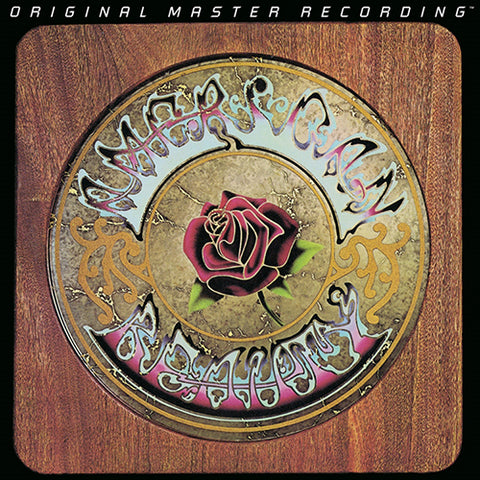 <b>Grateful Dead </b><br><i>American Beauty [2LP,  45 RPM]</i>