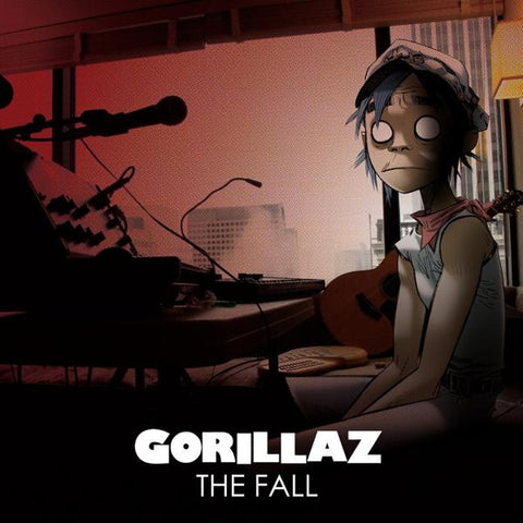 <b>Gorillaz </b><br><i>The Fall</i>