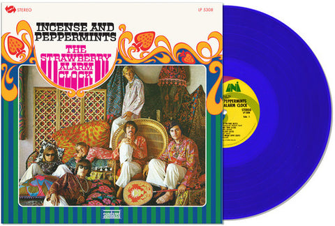 <b>Strawberry Alarm Clock </b><br><i>Incense And Peppermints [Blotter Blue Vinyl]</i>