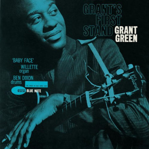 <b>Grant Green </b><br><i>Grant's First Stand [Blue Note 80th Anniversary Series] </i>