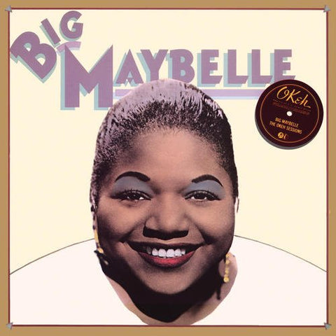 <b>Big Maybelle </b><br><i>The Okeh Sessions</i>