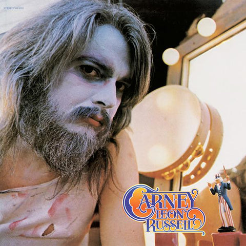 <b>Leon Russell </b><br><i>Carney</i>
