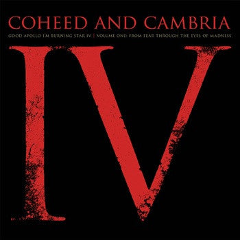 <b>Coheed And Cambria </b><br><i>Good Apollo, Im Burning Star IV</i>