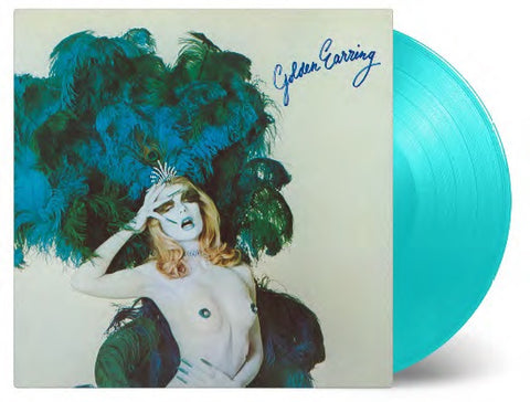 <b>Golden Earring </b><br><i>Moontan [Turquoise Vinyl]</i>