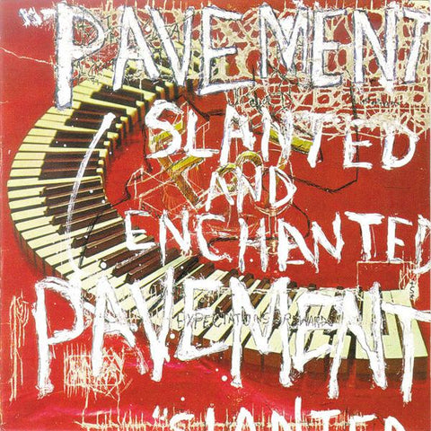 Pavement Slanted And Enchanted Plaid Room Records