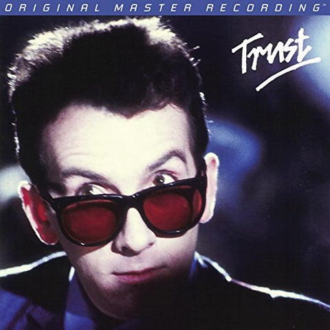 <b>Elvis Costello & The Attractions </b><br><i>Trust</i>