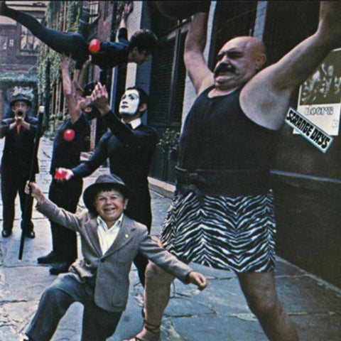<b>The Doors </b><br><i>Strange Days [2LP, 45 RPM]</i>