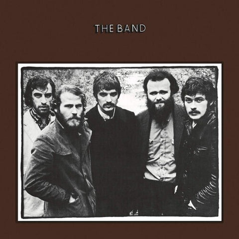 <b>The Band </b><br><i>The Band [2-lp, 50th Anniversary]</i>
