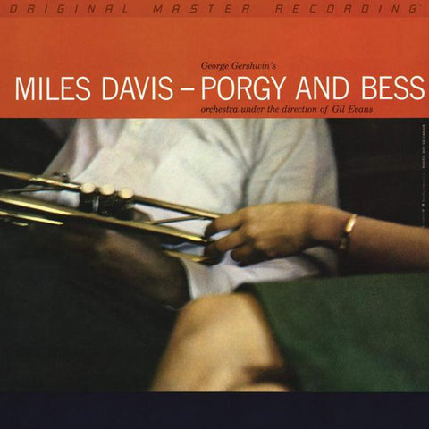<b>Miles Davis </b><br><i>Porgy And Bess [SACD]</i>
