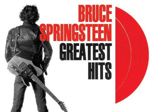 <b>Bruce Springsteen </b><br><i>Greatest Hits</i>