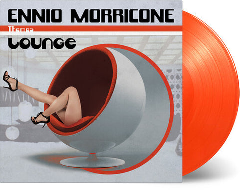 <b>Ennio Morricone </b><br><i>Themes: Lounge [Import] [Orange Vinyl]</i>