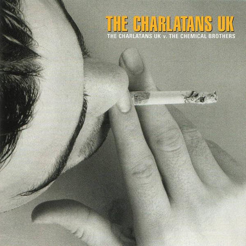 <b>The Charlatans UK </b><br><i>The Charlatans Uk Vs. The Chemical Brothers [Yellow Vinyl]</i>