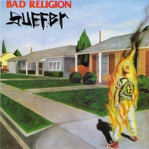 <b>Bad Religion </b><br><i>Suffer</i>