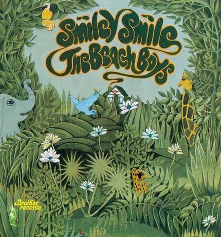 <b>The Beach Boys </b><br><i>Smiley Smile [200g Mono]</i>