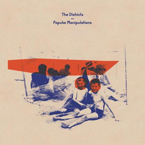 <b>The Districts </b><br><i>Popular Manipulations [Indie-Exclusive Orange Vinyl]</i>