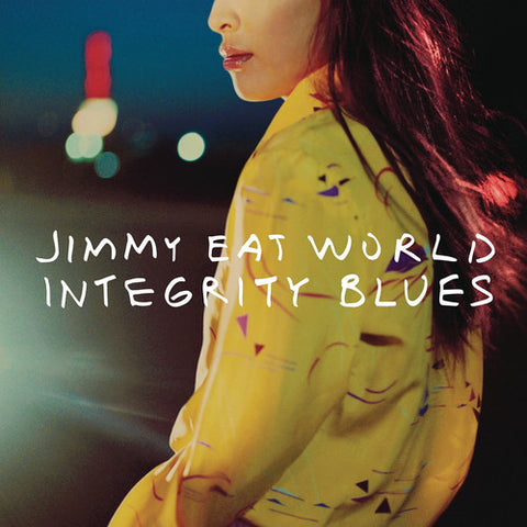 <b>Jimmy Eat World </b><br><i>Integrity Blues</i>