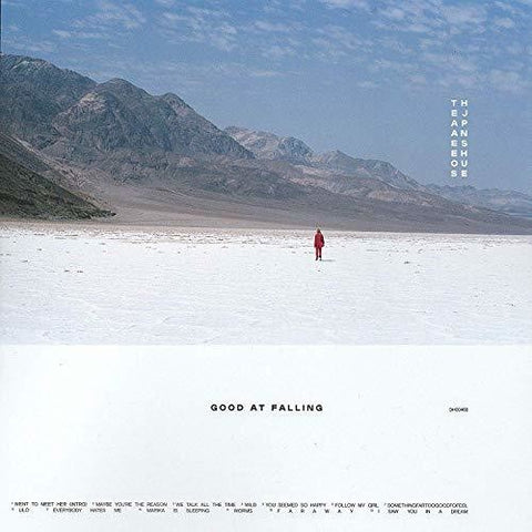 <b>The Japanese House </b><br><i>Good At Falling [White Vinyl]</i>