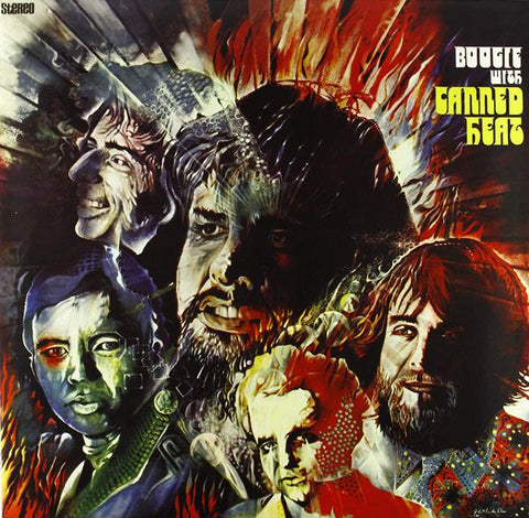 <b>Canned Heat </b><br><i>Boogie With Canned Heat</i>
