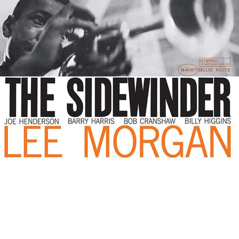 <b>Lee Morgan </b><br><i>The Sidewinder [Blue Note Classic Vinyl Series]</i>
