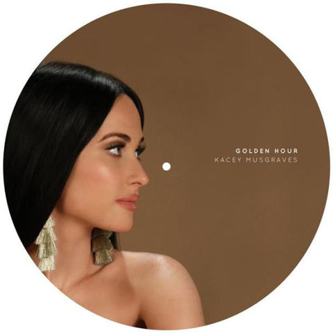 <b>Kacey Musgraves </b><br><i>Golden Hour [Picture Disc]</i>