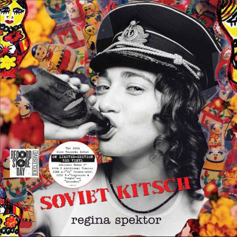 <b>Spektor, Regina  </b><br><i>Soviet Kitsch<br>[RSD Exclusive Colored Vinyl]</i>