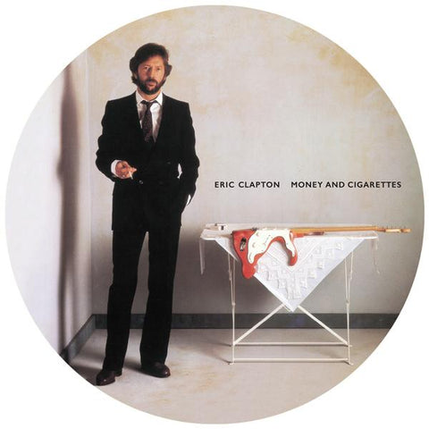 <b>Eric Clapton </b><br><i>Money And Cigarettes [Picture Disc]</i>