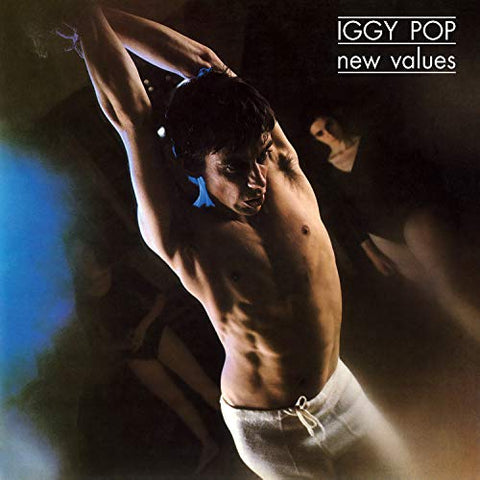<b>Iggy Pop </b><br><i>New Values [Import] [Green Vinyl]</i>