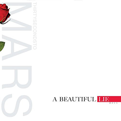 <b>30 Seconds To Mars </b><br><i>A Beautiful Lie [Red Vinyl]</i>