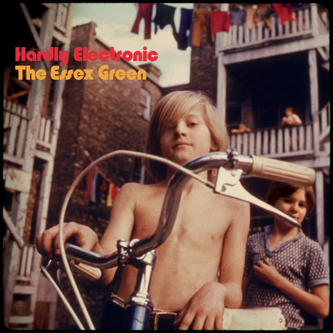 <b>The Essex Green </b><br><i>Hardly Electronic [Red & Orange Swirl Vinyl]</i>