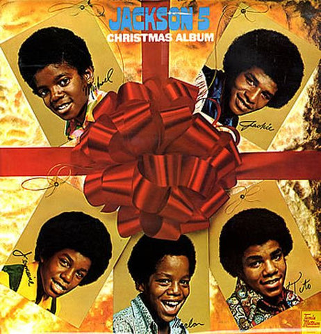 <b>The Jackson 5 </b><br><i>Jackson 5 Christmas Album</i>
