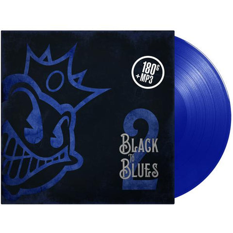 <b>Black Stone Cherry </b><br><i>Black To Blues Volume 2 [Blue Vinyl]</i>