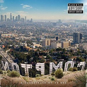 <b>Dr. Dre </b><br><i>Compton (A Soundtrack By Dr. Dre)</i>