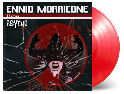 <b>Ennio Morricone </b><br><i>Themes: Psycho [2-lp] [Import] [Red Vinyl]</i>